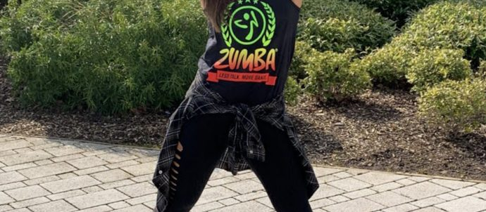 Ellie Hooper Zumba